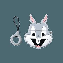 苹果AirPods 硅胶保护套 耳机保护套 可爱个性ins风 适用于一代/二代无线充电版 兔八哥