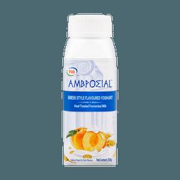 Greek Yogurt Peach Oat Flavor 200g