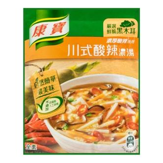 台湾康宝 浓厚酸辣系列 川式酸辣浓汤 50.2g