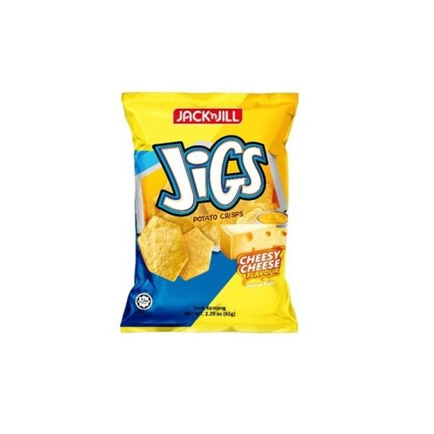 商品详情 - 【马来西亚直邮】马来西亚 JACK\'N JILL 芝士马铃薯片 70g - image  0