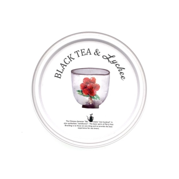 Product Detail - EATEA120 Black Tea & Lychee 48g/8pcs - image 0