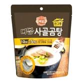 韩国CJ希杰 原汁浓缩牛肉高汤块 100g