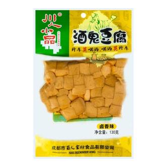 川人小品 酒鬼豆腐 卤香味 130g