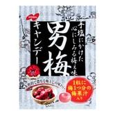 日本NOBEL诺贝尔 男梅汁梅子润喉水果糖 80g