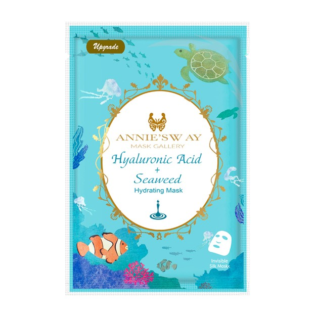 Product Detail - ANNIE\'S WAY Hyaluronic Acid+Seaweed Hydrating Mask 1Sheet - image 0