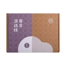[台湾直邮] 养泉商行 乌骨鸡滴鸡精(新包装) 60ml x 6袋入