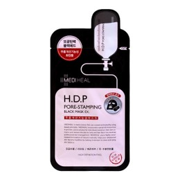 MEDIHEAL H.D.P Pore-Stamping Charcoal-Mineral Mask 1sheet