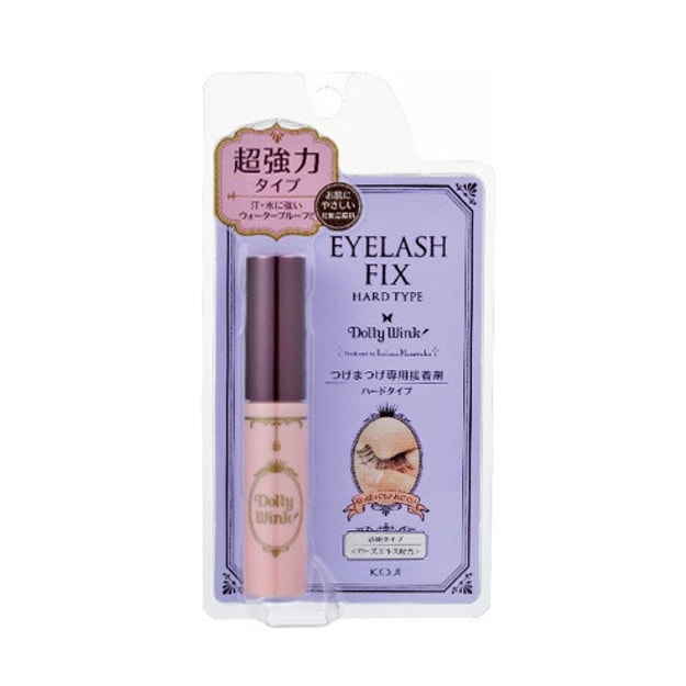 KOJI DOLLY WINK HARD TYPE EYELASH FIX