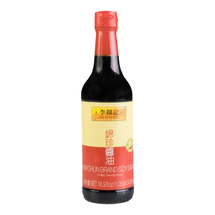 LEE KUM KEE Selected Soy Sauce 500ml - Yamibuy.com