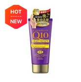 KOSE CoenRich Q10 Night Renew Moist Repair Hand Cream 80g