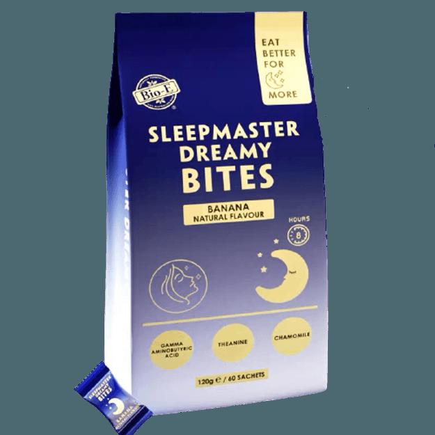 商品详情 - 澳洲Bio-e睡眠咀嚼片助眠奶片60粒香蕉味 - image  0