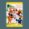 日本KOKUBO小久保 森林系童话浴盐 爱丽丝梦游仙境 茶话会风 蜂蜜牛奶香 50g