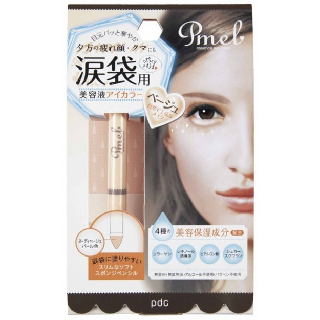 Product Detail - PDC Pmel Glitter Eye Color #NudeBeige - image 0