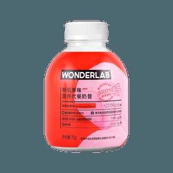 【一顿少摄入500kcal】WONDERLAB 小胖瓶新肌果味营养代餐奶昔 莓果优格味 胶原蛋白加强版 75g