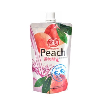 SHIQUAN Ready to Drink Peach Vinegar 140ML