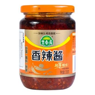 吉香居 香辣酱 358g