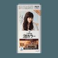 日本KAO花王 LIESE PRETTIA 泡沫染发剂 #典雅巧克力 单组入