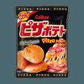 日本CALBEE卡乐B 比萨味薯片 72g