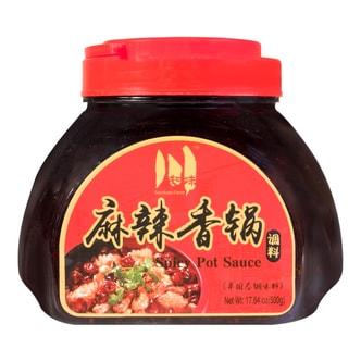 川知味 麻辣香锅调料 500g