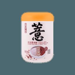 方家铺子 红豆薏米粉 低脂高纤祛湿代餐粉 500g