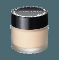 SHISEIDO Integrate Glazy Moist Cream Foundation Ochre #OC10 25g