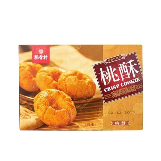 商品详情 - 稻香村 桃酥 180G - image  0