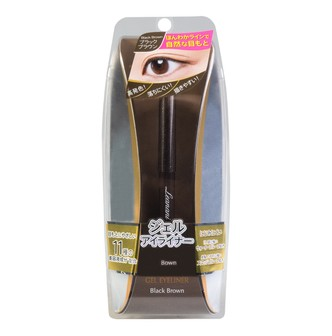 LEANANI Waterproof Gel Eyeliner #Black Brown