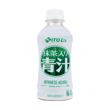 日本ITOEN 大麦若叶天然植物青汁 清肠瘦身排宿便 250ml