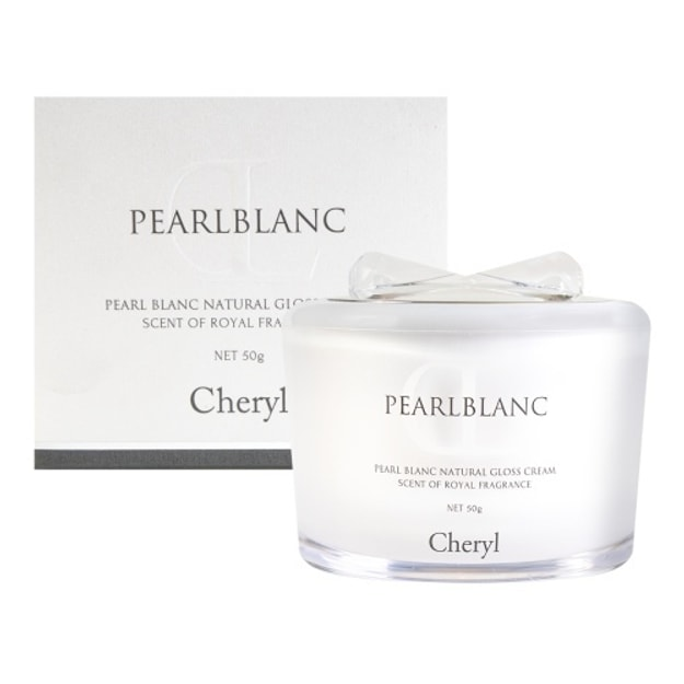 Product Detail - CHERYL Pearl Blanc Cream 50g - image  0