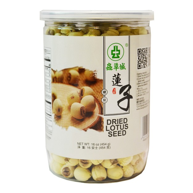 CHUNG CHOU CITY Dried Lotus Seed 454g