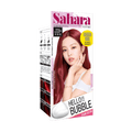 MISE EN SCENE Hello Bubble Hair Foam Color Sahara Rose Pink