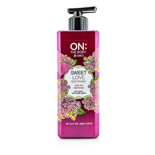 Product Detail - ON THE BODY Sweet Love Body Wash 500ml - image 0