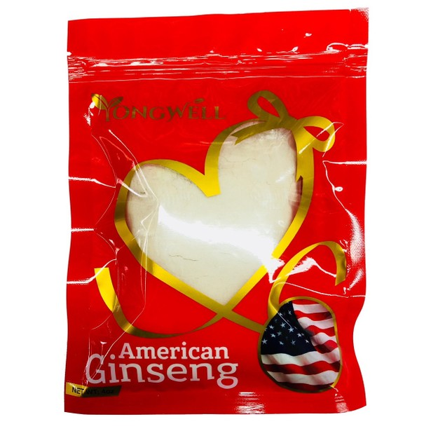 Product Detail - YONG WELL Premium American Ginseng Powder (4 oz. Bag) - image 0