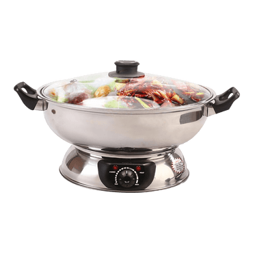[change zipcode 08810 to purchase] SONYA Electric Shabu Hot Pot Steamboat SYHS-30(30CM) 5L