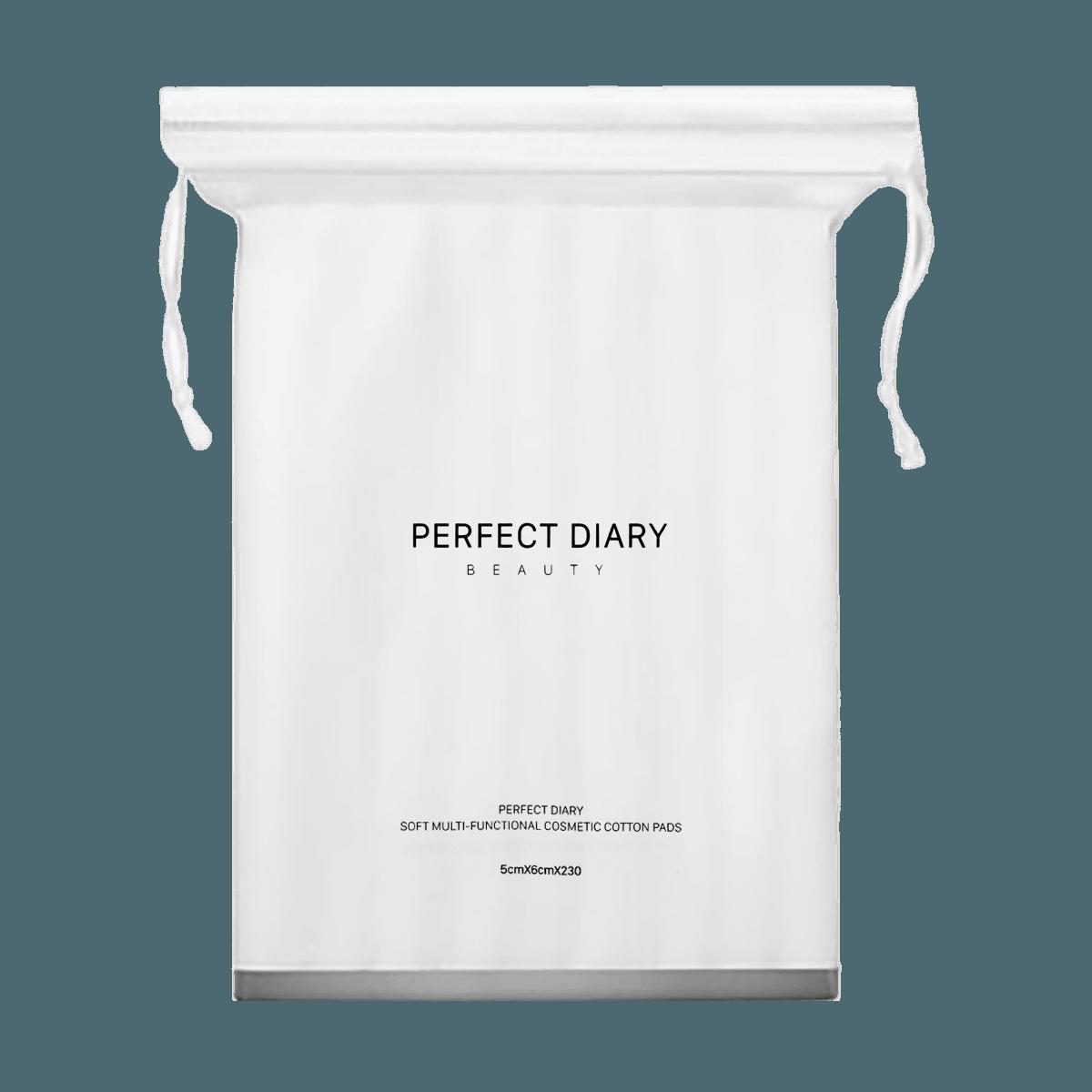 Yamibuy.com:Customer reviews:PERFECT DIARY Soft Multi-Functional Cosmetic Cotton Pads 230pcs