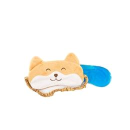 NAYOTHECORGI Corgi Sleeping Mask with Cooling Gel Pad #Smiling#