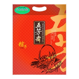 WFZ Dumpling with Jujube and Mung Bean 300g