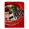【日本直邮】博多第一拉面 一风堂赤辛红丸拉面煮面版 1盒