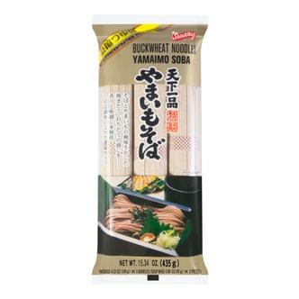 日本SHIRAKIKU赞岐屋 荞麦凉面 3人份 435g