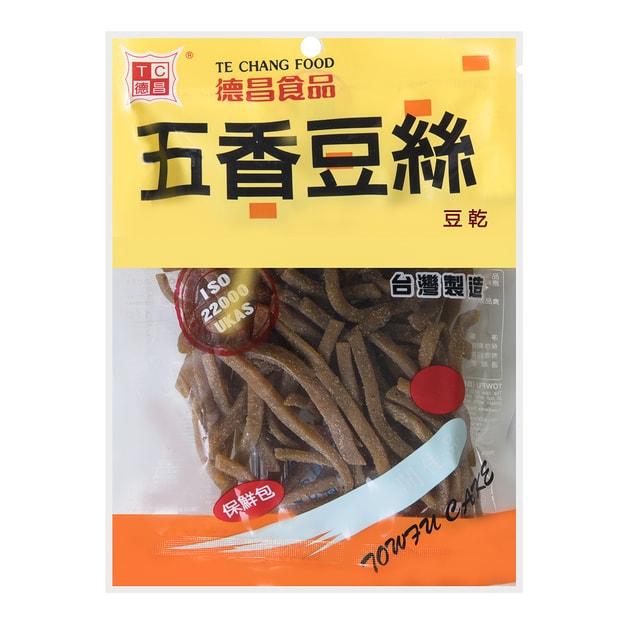 商品详情 - 台湾德昌食品 五香豆丝 110g - image  0