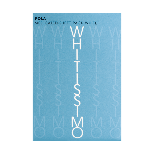 Product Detail - WHITISSIMO MEDICATED SHEET PACK - image  0