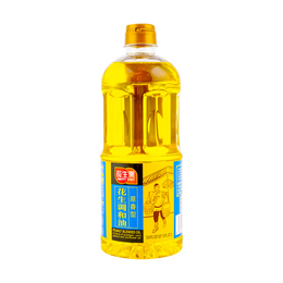 长生果 浓香花生调和油 1L