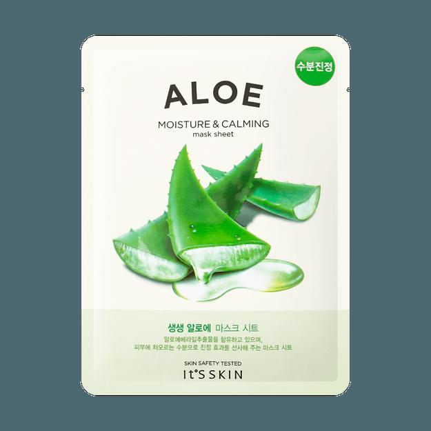 Product Detail - IT\'S SKIN Vitality&Moisture Aloe Mask 1pc - image 0
