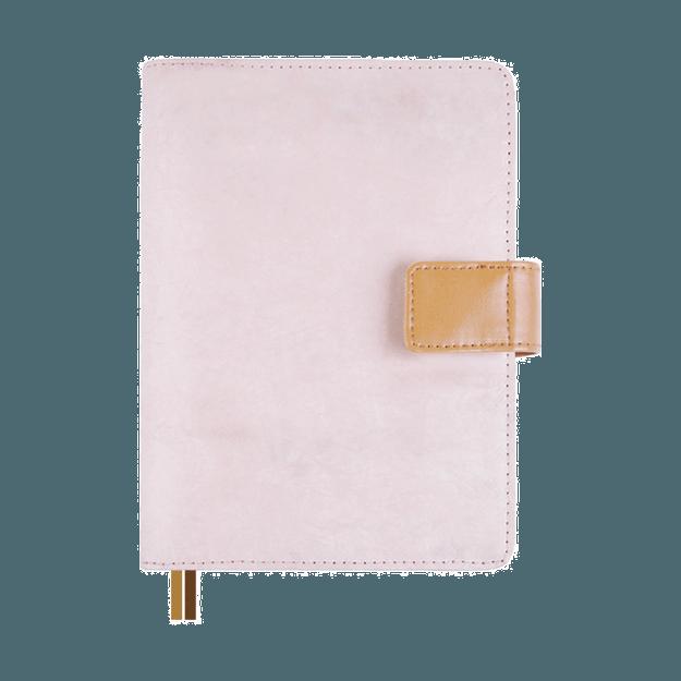 Product Detail - Calendar Planner Diary Stationery Notebook Handbook #A6 Handbook - Cherry Blossom - image  0