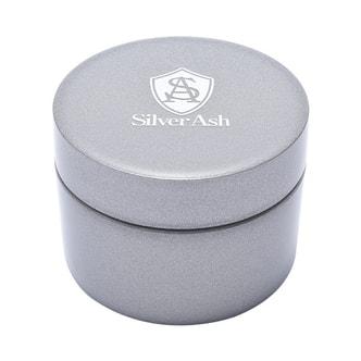 [日本直邮] 日本SILVER ASH 染发造型发蜡 #银色 80g