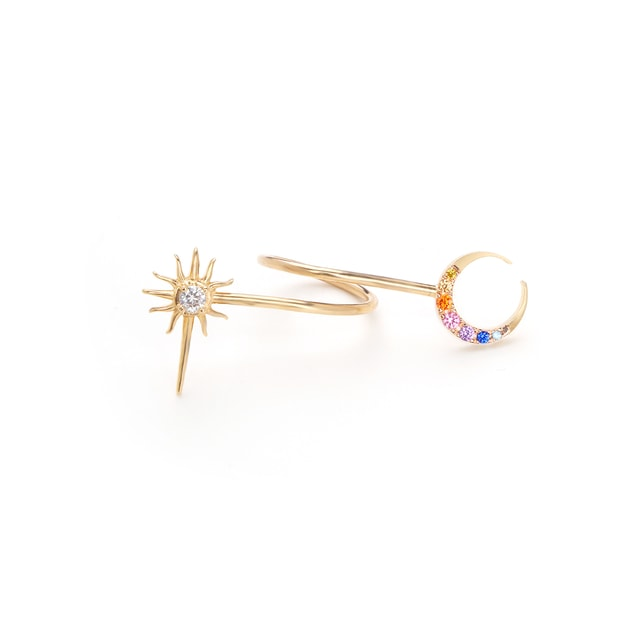 Product Detail - IHUSH Selene Artemis Ring 1 piece - image  0