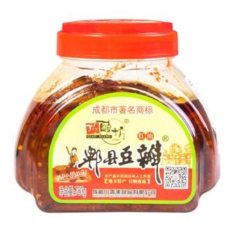 巧酿坊 红油郫县豆瓣 750g
