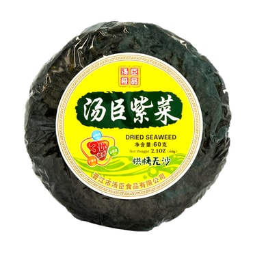 OCM TangChen Dried Seaweed 60g