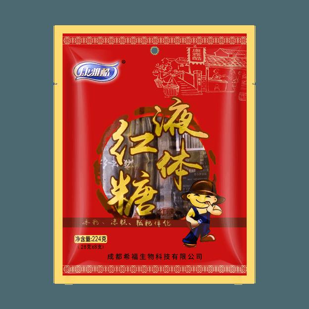 商品详情 - 康雅酷液体红糖 224g - image  0