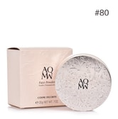COSME DECORTE AQMW FACE POWDER #80
